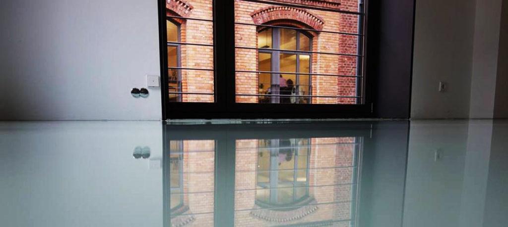 Industriefußboden Hufnagel, Solingen: Epoxidharzbeschichtungen, Industrieboden, Bodenbeschichtung