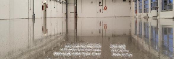 Epoxidharz-Fußböden von Industriefußboden Hufnagel