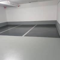 Epoxidharz-Fußboden für Parkhäuser