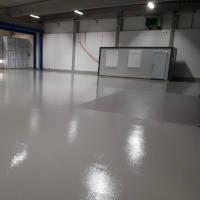 Epoxidharz-Fußböden für Werkstätten